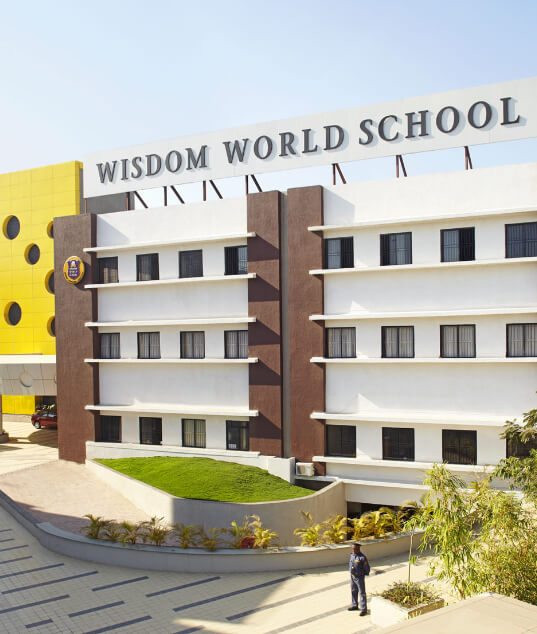 ICSE School Wakad, Wisdom World School